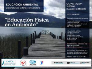 Diplomatura de Extensión Universitaria en Educación Física en Ambiente