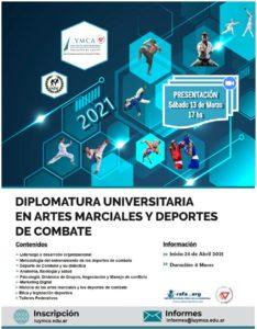 Dipl. Ext. Univ. en Artes Marciales y Deportes de Combate