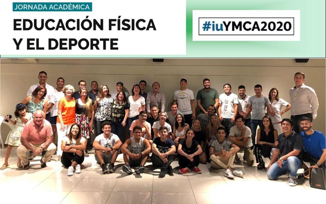 Curso de ingreso y jornada académica de Educación Física y deporte