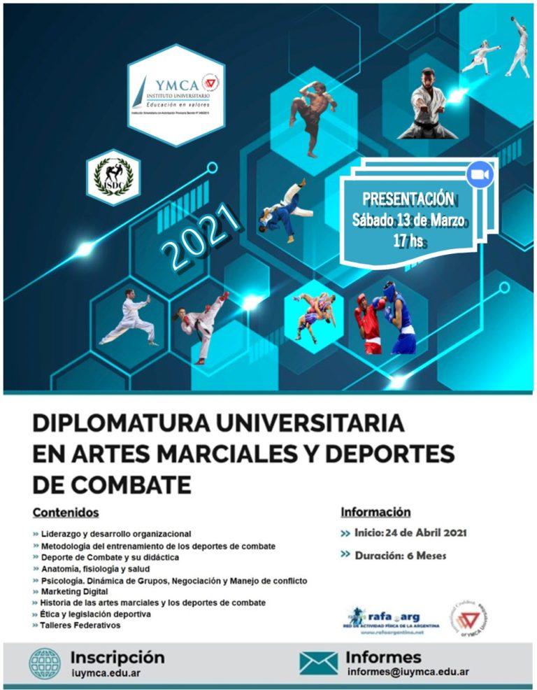 Artes Marciales 2da. Ed. 19-02-2021