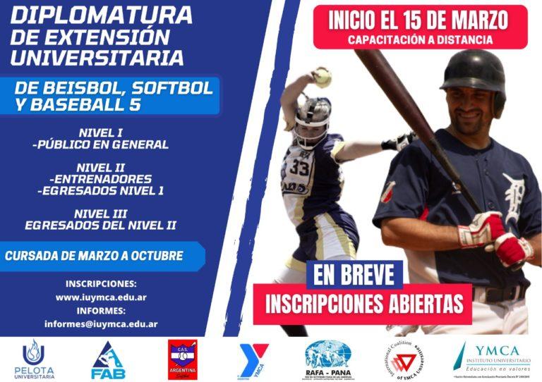 Dipl. Beisbol, softbol y baseball 5 2021