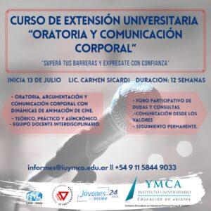 Oratoria y Comunicación Corporal