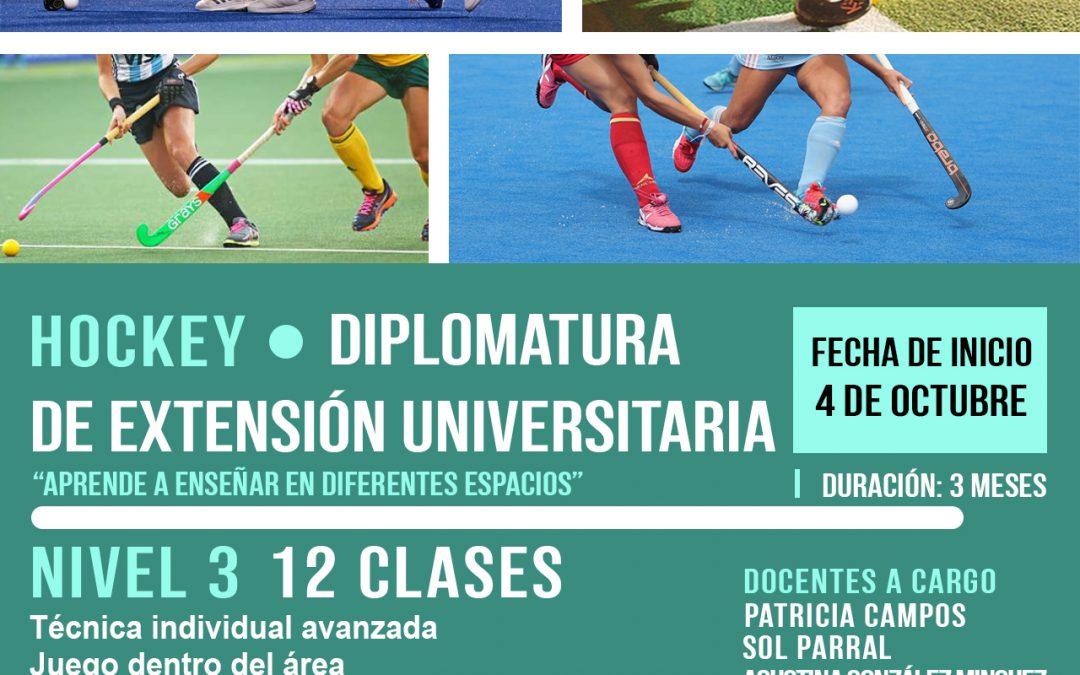 Diplomatura Hockey Nivel 3