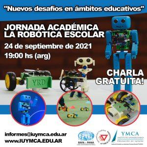 Charla Gratuita La Robótica Escolar